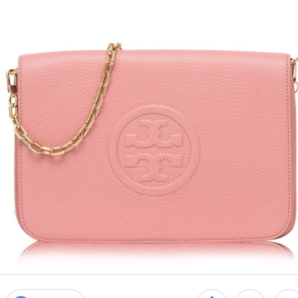 057820e1717 Tory Burch Bags | Bombe Convertible Clutch Pink | Poshmark